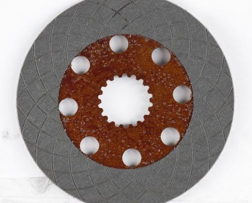 Brake Disc NH 0033594