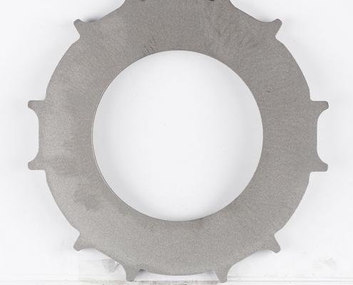 JDR 96805 Plate